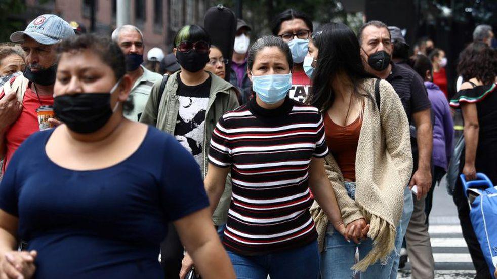 Coronavirus en México: más de 800 muertes y 7.500 nuevos casos en las últimas 24 horas