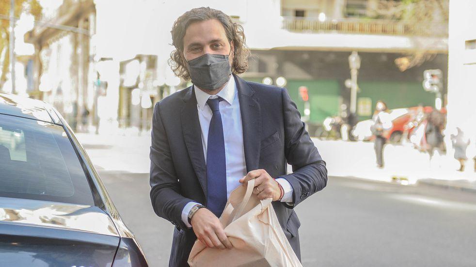 """Nuevo DNU: las medidas vigentes continuarán por """"dos semanas más"""", anticipó Santiago Cafiero"""