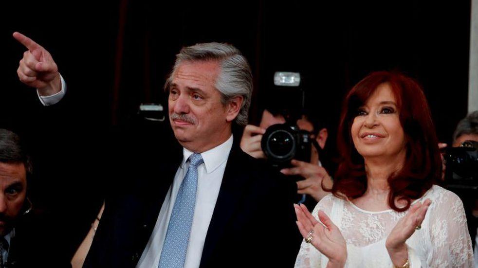 """Alberto Fernández y su relación con Cristina Kirchner: """"Está perfecta"""""""