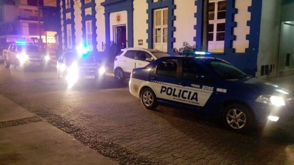 Un hombre fue detenido en Cosquín acusado de amenazar a un joven con un arma de fuego
