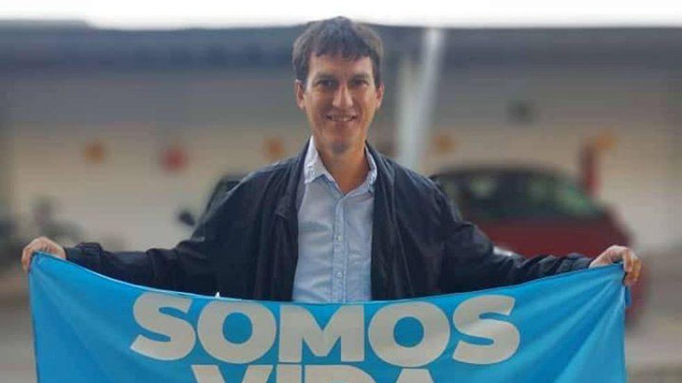 El partido de Juan Argañaraz presentará una lista para el Concejo