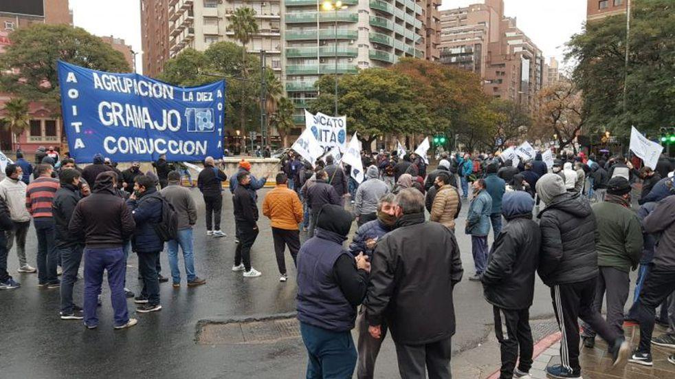 Córdoba sin colectivos: Aoita exige una solución a Schiaretti