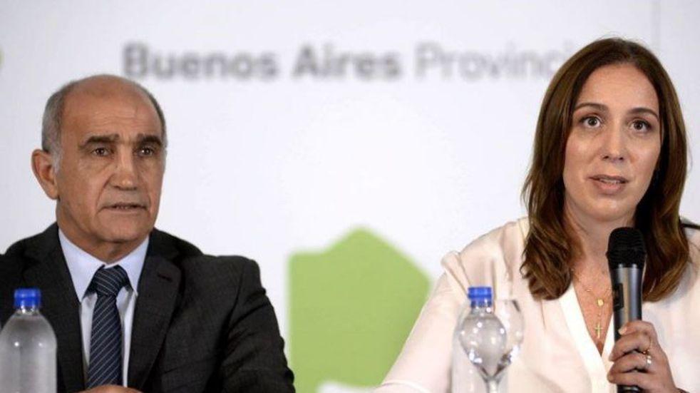 """El vicegobernador de la Provincia negó conversaciones """"formales"""" para colectoras con peronistas"""