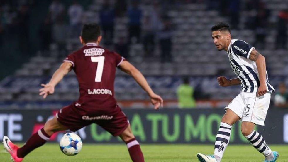Es oficial Talleres anunció la venta de Fernando Godoy a un club de Chile