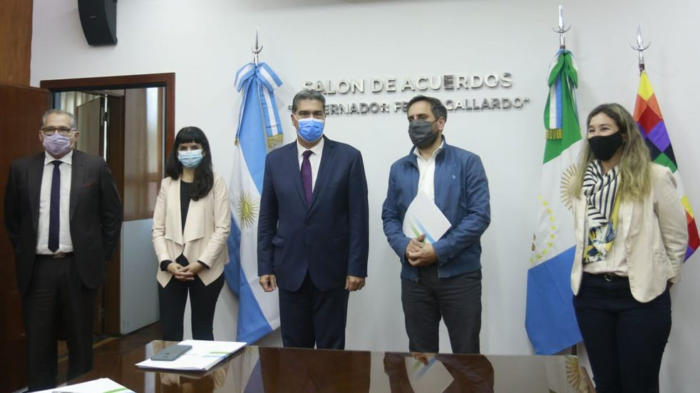 Cabandié visitó el Chaco con una abultada agenda ambiental