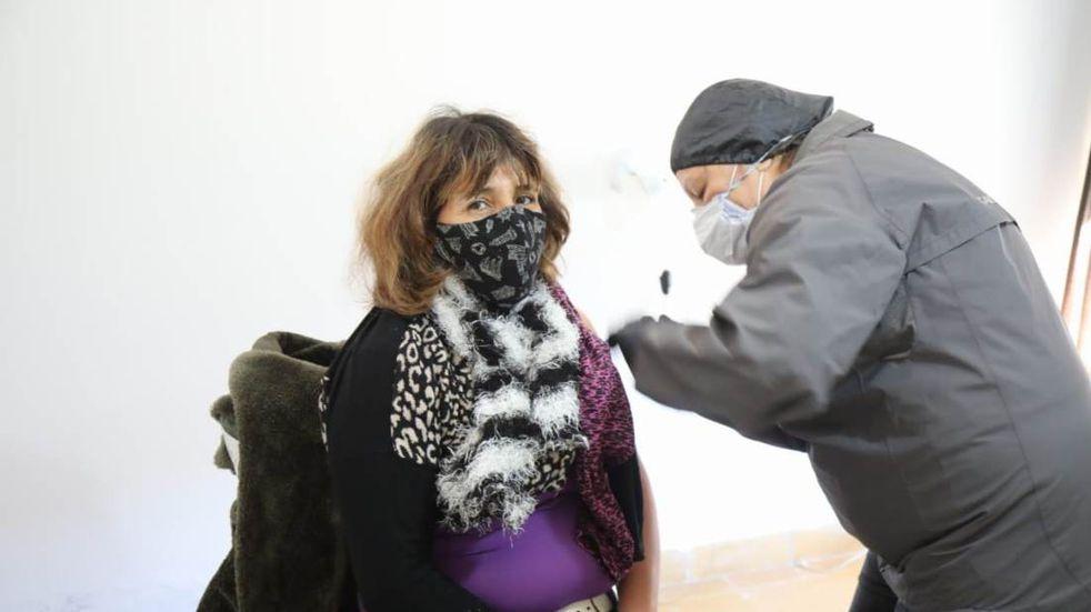 Coronavirus: en San Rafael el 63% está vacunado