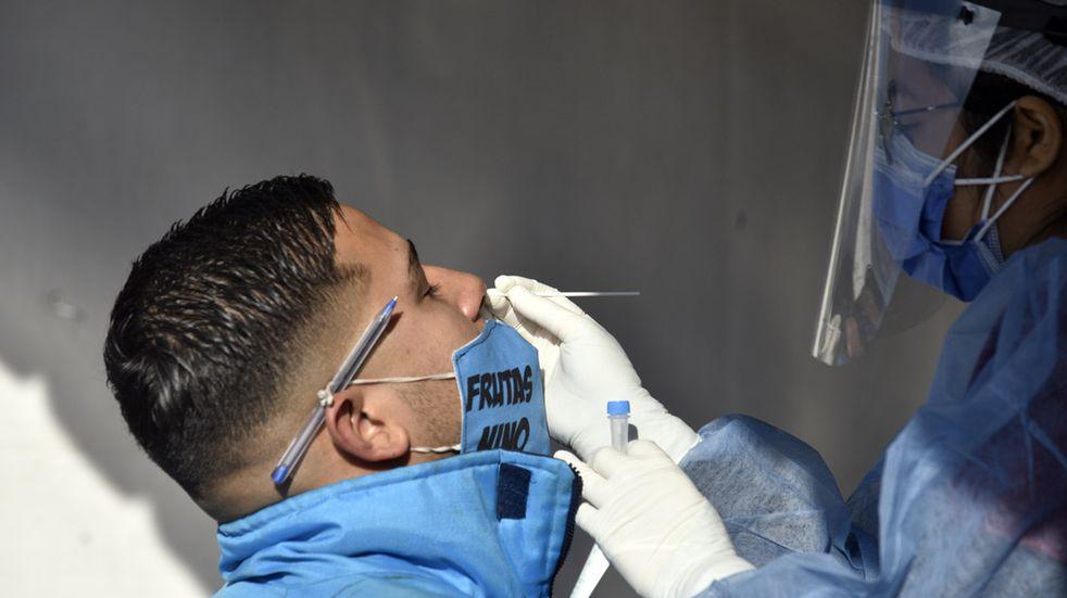 Los operativos de testeos aumentarán en Córdoba en los próximos días. (Foto archivo/Ramiro Pereyra)