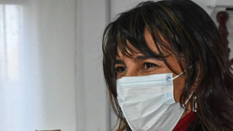 Cura Brochero recibió la vista de Natalia De La Sota