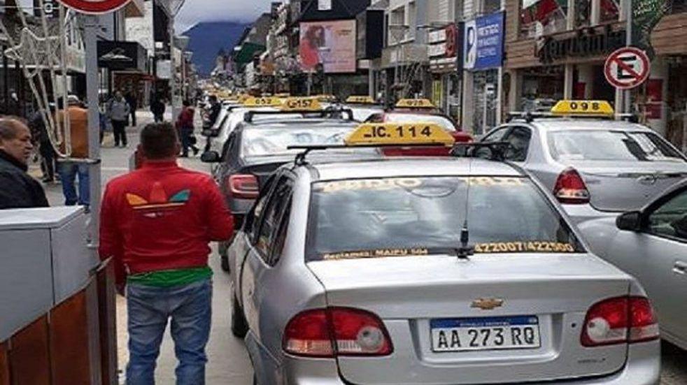 Ushuaia: más de 90 trabajadores al volante recibieron el subsidio PROGRESO