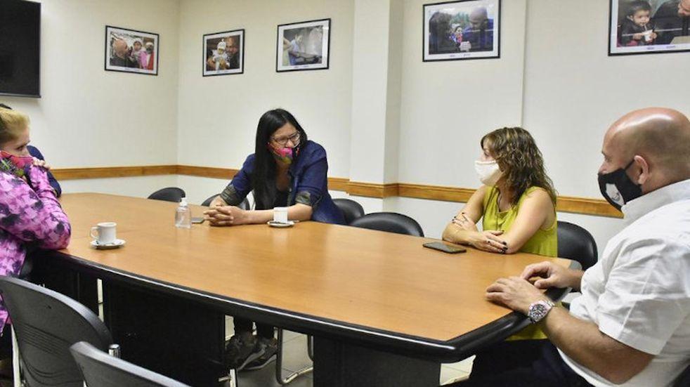 """El Municipio asistirá a la organización """"Mujeres de Barrio"""""""