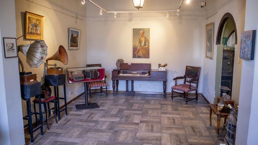 El Castagnino ya está expuesto en el Museo Enrique Squirru