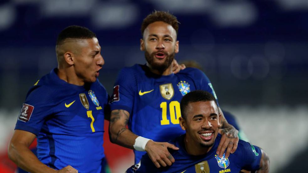 """El Pollo Vignolo, en la previa a la Copa América: """"Brasil está por encima de Argentina"""""""