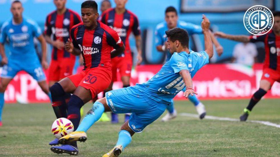Belgrano igualó 0-0 contra San Lorenzo y sigue complicado