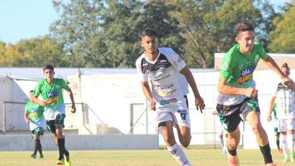 """Julio Lugea: """"El fútbol en Alvear comienza el 17 de julio"""""""