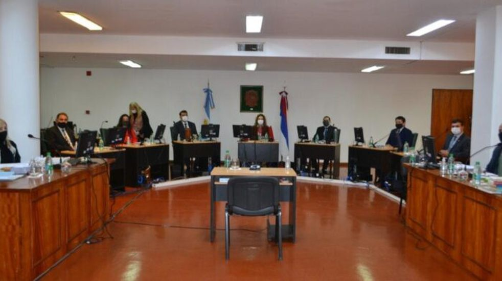 Insólito: Pedro Fragueiro se ausentó en el jury en su contra