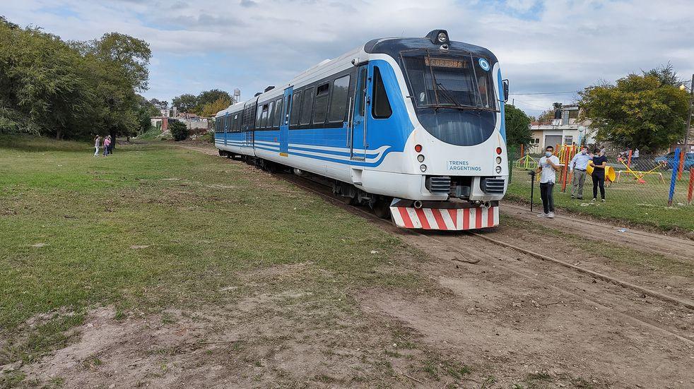 Se anunciaron nuevos tramos para el Tren de las Sierras