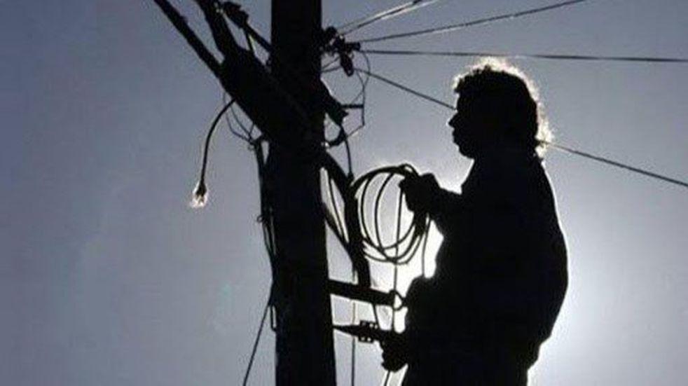 Los vecinos denunciaron y la Policía frustró el robo de cables