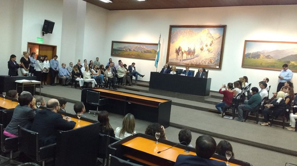 En el Concejo Deliberante de la Ciudad de Mendoza este año se renovarán seis bancas. En estas PASO se elegirán a los candidatos. Gentileza