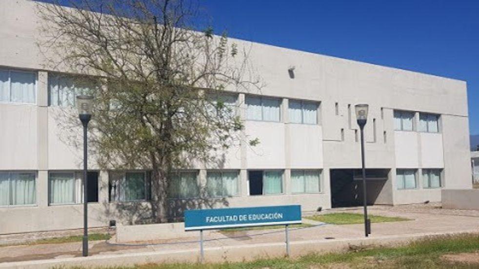 La Facultad de Educación disminuirá actividades presenciales