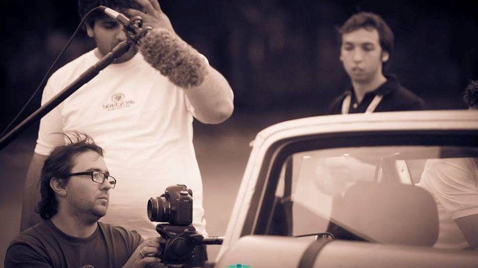 Miky Dubrowsky, el alvearense que filmó para Netflix en la nueva película de Francella