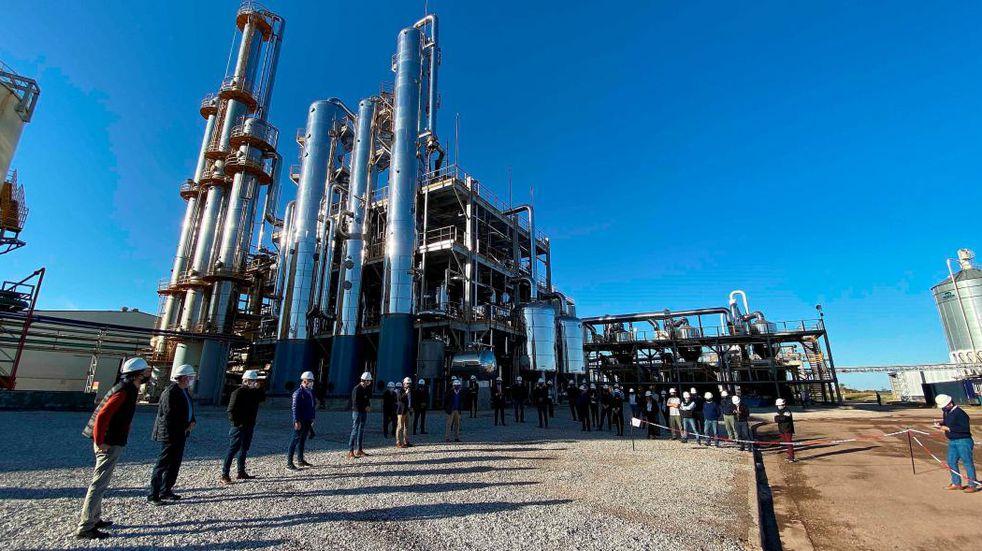 Ley de Biocombustibles: con un cambio que beneficia a Córdoba, presentaron el proyecto final
