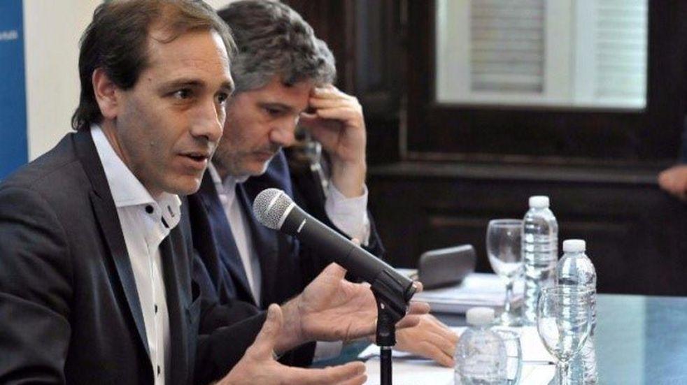 Fuertes críticas de Julio Garro a Cristina Kirchner y Axel Kicillof durante la inauguración de un local partidario