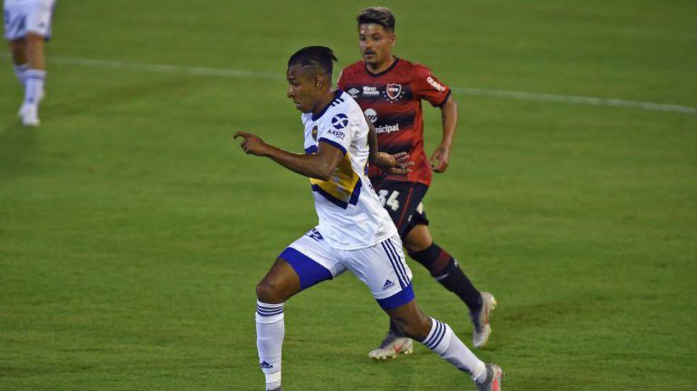 Copa Libertadores: Sebastián Villa fue autorizado por la Justicia a viajar a Brasil con Boca
