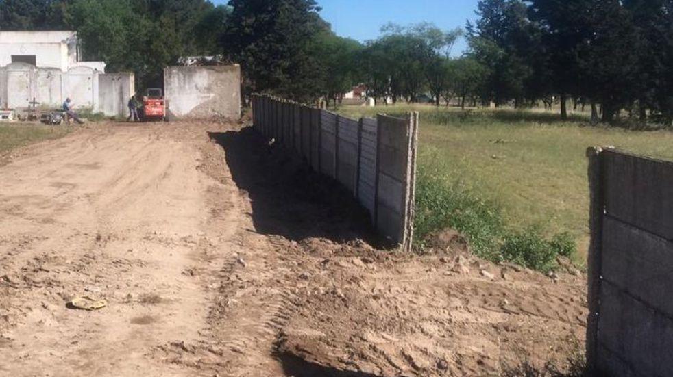 Pedían explicaciones sobre las obras del Cementerio pero fue desaprobado