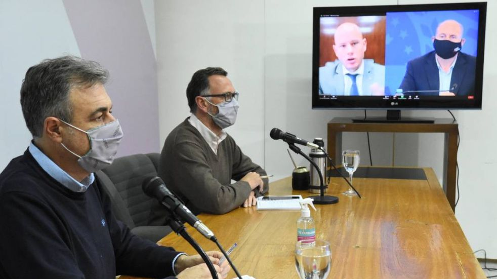 """Diego Peiretti: el plan de apoyo a Pymes provincial """"es una gran noticia para el sector productivo rafaelino"""""""