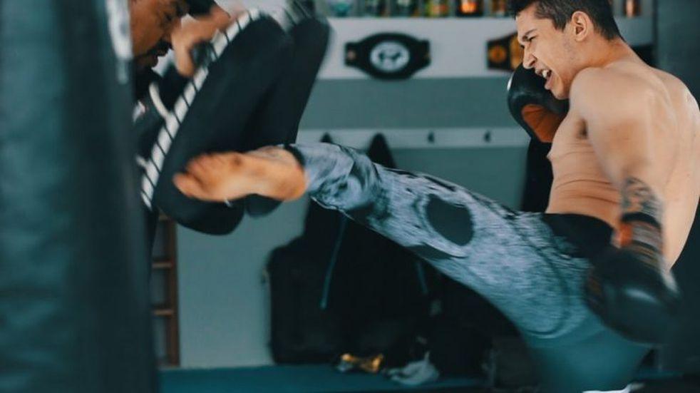 """Kick boxing del IMD brilló en el Torneo """"Supreme Warriors"""""""