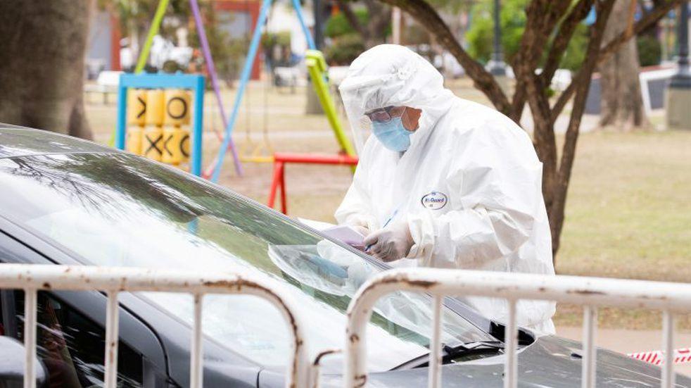 No bajan los casos: 131 contagios de coronavirus y una nueva muerte en Rafaela