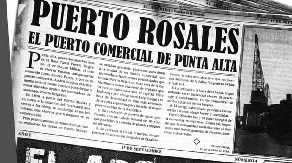"""""""Historia Especial de Puerto Rosales"""""""