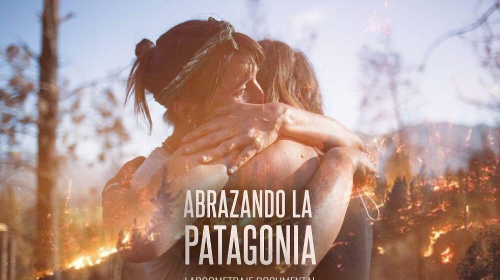 """""""Abrazando la Patagonia"""", un largometraje documental dirigido por la cineasta marplatense Aimé Villagra"""