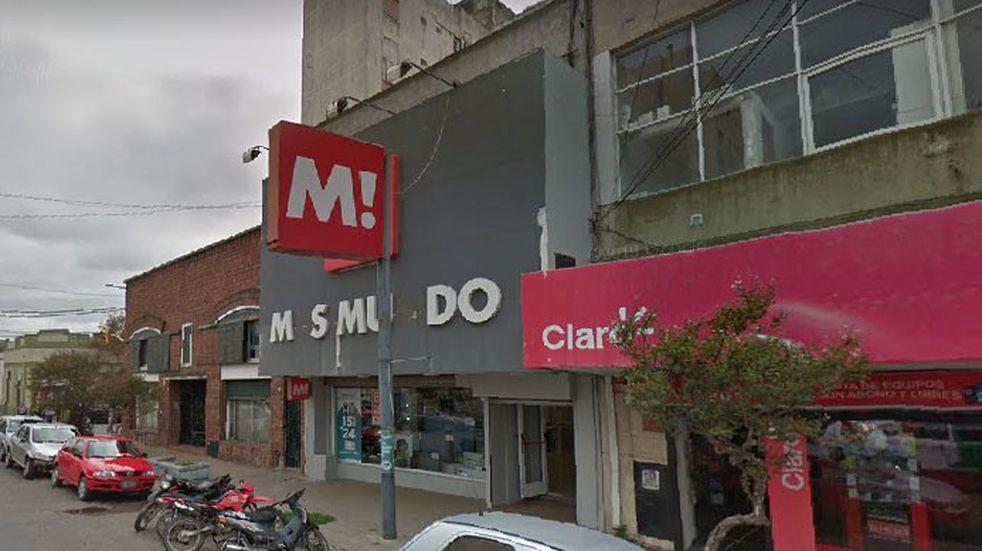 Cerró la sucursal de Musimundo en nuestra ciudad