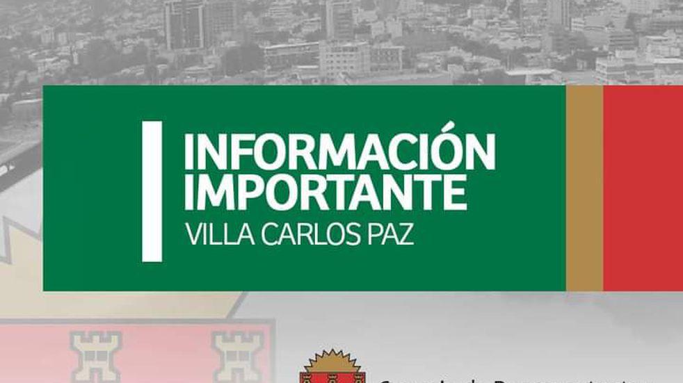 Audiencia Pública del Concejo de Representantes de Villa Carlos Paz
