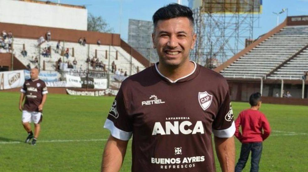 Murió Mauricio Hanuch, exjugador de Platense, a los 43 años