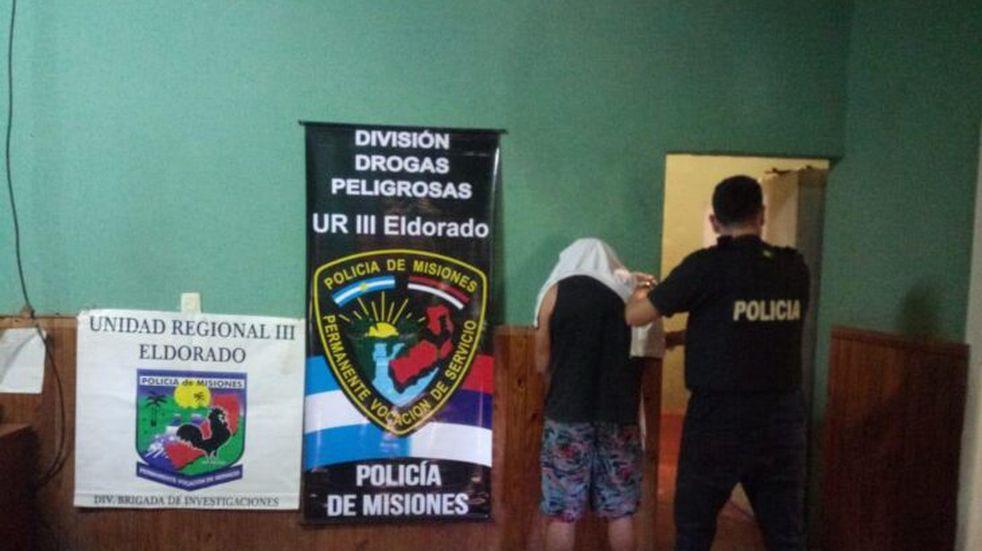 Un detenido por el asalto a mano armada de un matrimonio en Eldorado