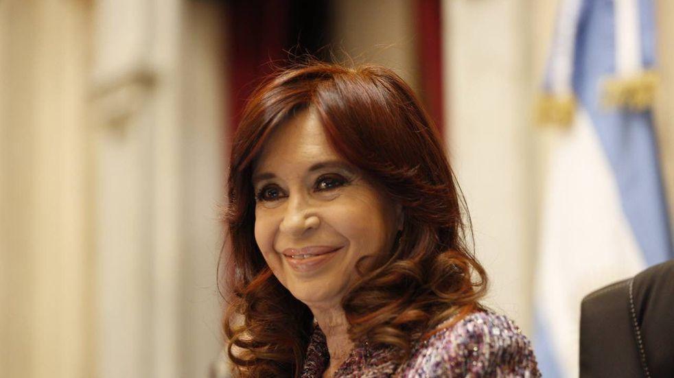 Cristina Kirchner (Foto Prensa Vicepresidencia / Archivo)