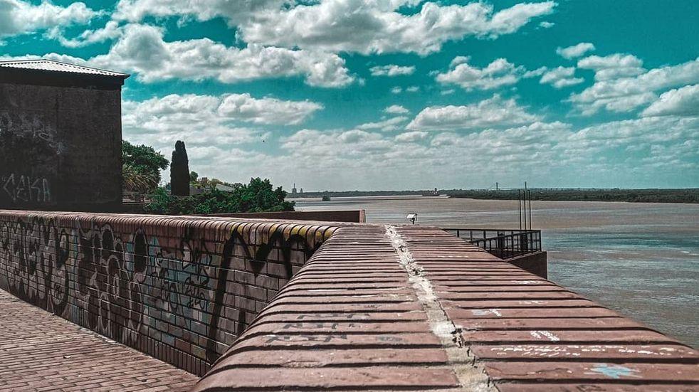 En Rosario señalan que puede repetirse la bajante histórica del río Paraná