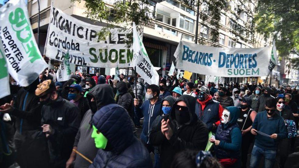 Córdoba en crisis: el gremio municipal analiza nuevo plan de lucha