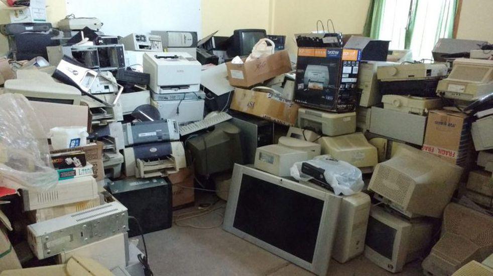 Tres Arroyos adherido al Programa de Disposición y Reutilización de Tecnologías en Desuso