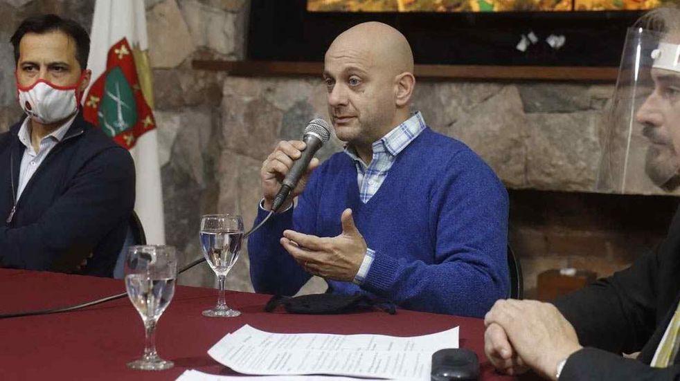 Nuevas restricciones: el pedido del intendente de Carlos Paz a la Provincia
