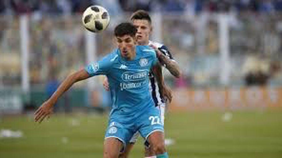 Belgrano oficializó los números del pase de Gabriel Alanis
