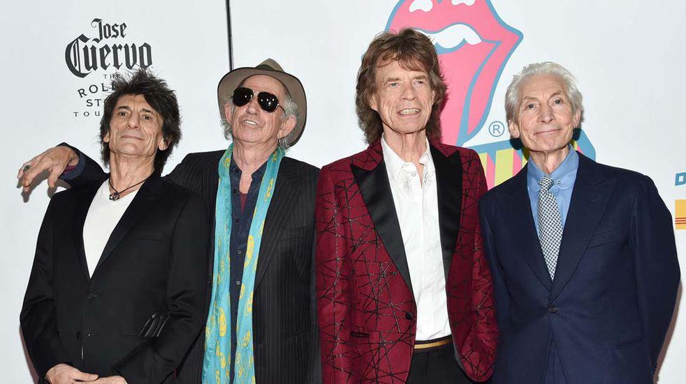 Los Rolling Stones.  (Foto: AP)
