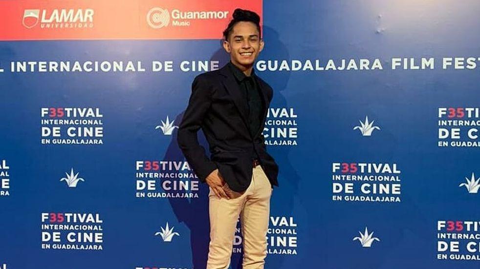 Martín López Lacci deslumbró en el Festival de Málaga con sus pasos de malambo