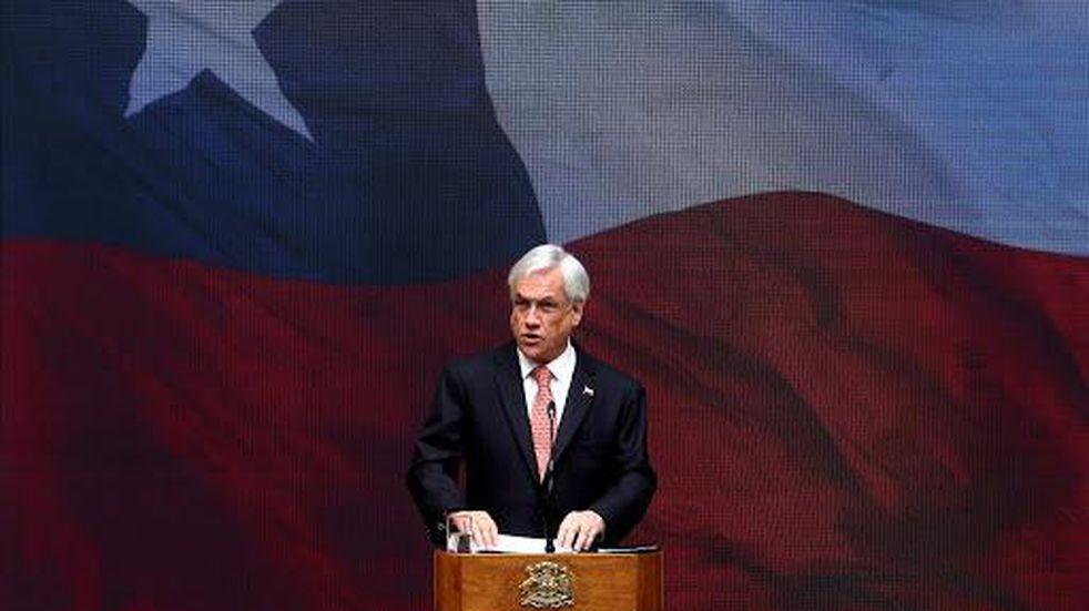"""Sebastián Piñera le respondió a Cancillería: """"Chile está ejerciendo su derecho"""""""