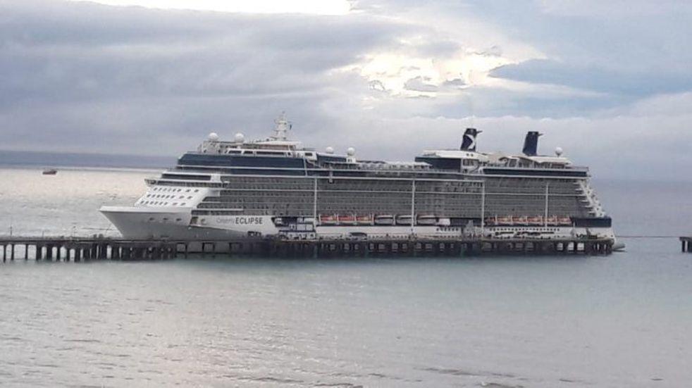 Madryn espera la llegada de 46 embarcaciones con más de 90 mil turistas