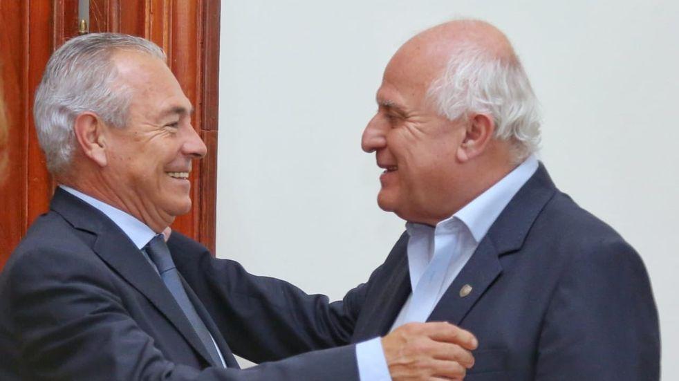 Mario Barletta quiere ser candidato a senador nacional y convocó al socialismo