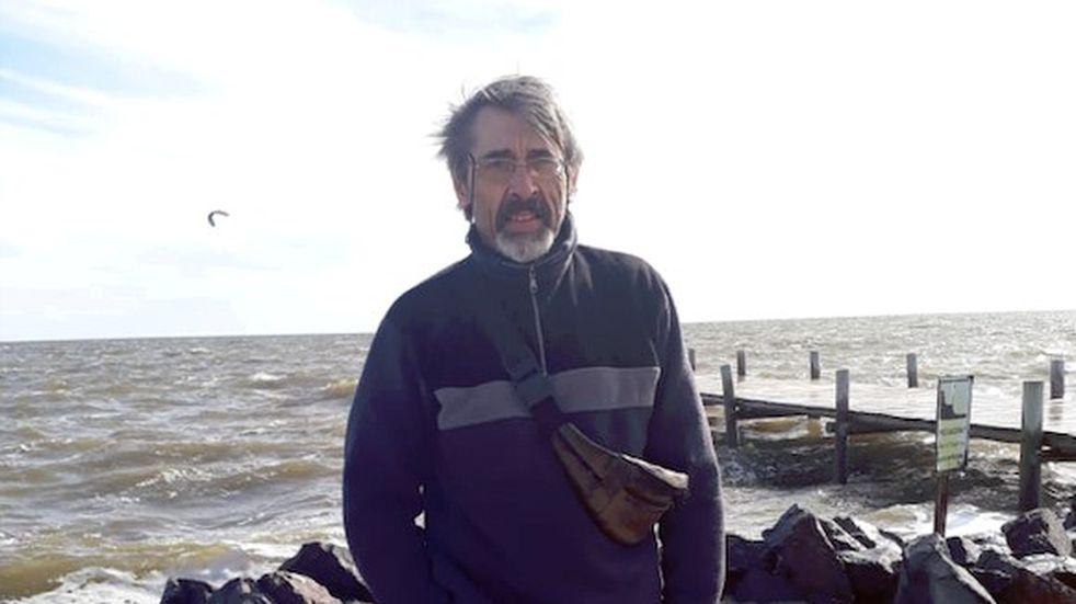 """Conmoción por desaparición en el dique San Roque: """"Él sería incapaz de hacer una locura"""""""