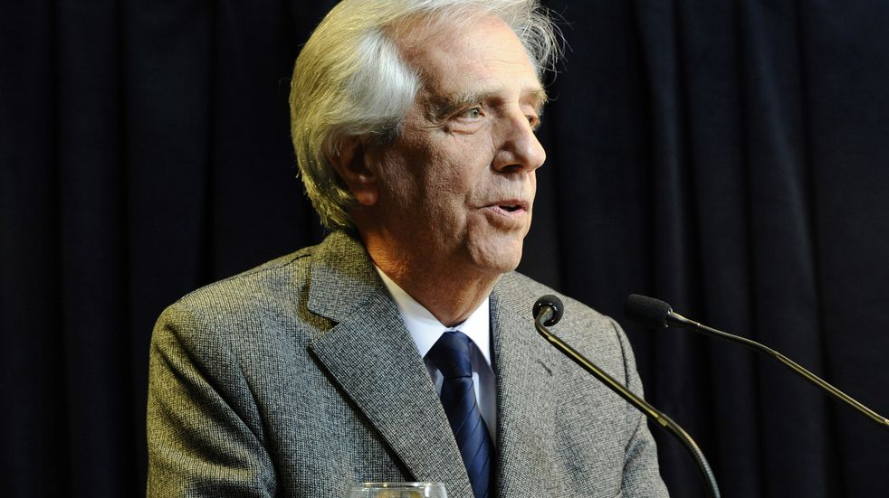 Murió el expresidente uruguayo Tabaré Vázquez